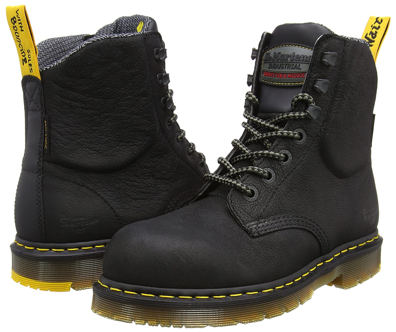 Dr. Martens Hyten S1p, Zapatos de Seguridad Unisex Adulto: Amazon.es: Zapatos y complementos