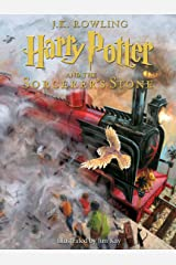 Harry Potter and the Sorcerer's Stone: Illustrated [Kindle in Motion] (Illustrated Harry Potter Book 1) Kindle Edition