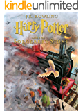 Harry Potter and the Sorcerer's Stone: Illustrated [Kindle in Motion]: The Illustrated Edition (Illustrated Harry Potter…