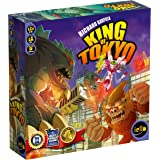 King of Tokyo Board Game - First edition