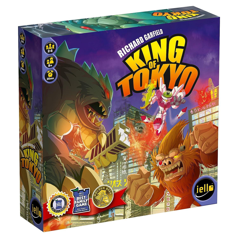 【国内正規品】 キングオブトーキョー (King B004U5R5BI of Tokyo) Tokyo) ボードゲーム (King B004U5R5BI, デイリースタイル:12af19b9 --- arianechie.dominiotemporario.com