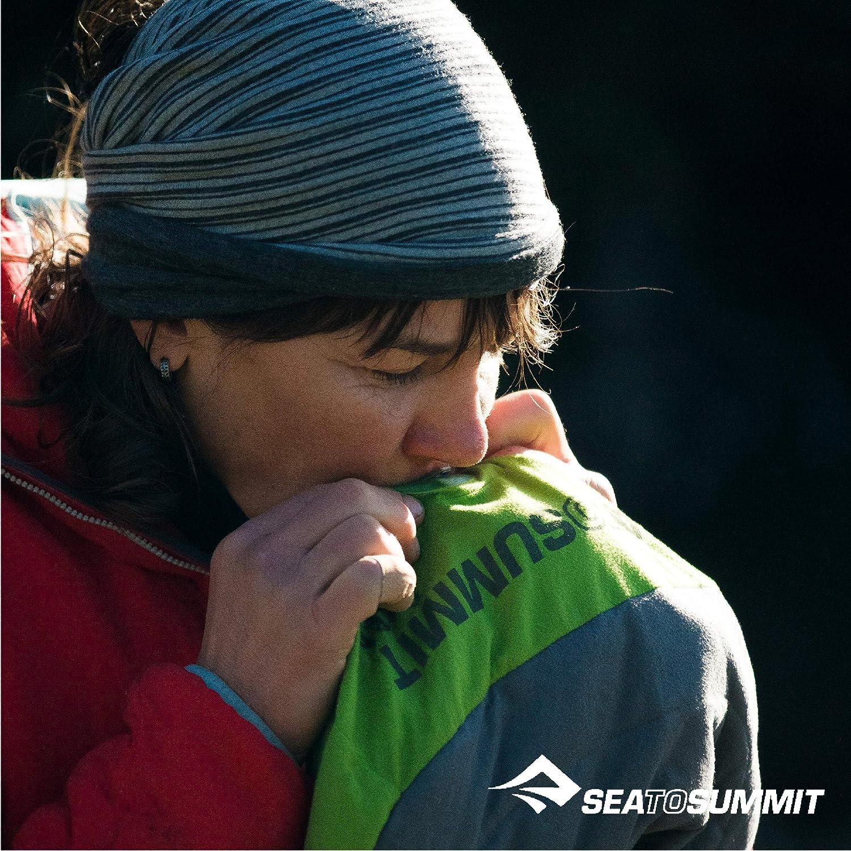 Alpinismo y Trekking Unisex Adulto Sea to Summit Aeros Premium Traveller Almohada Monta/ñismo