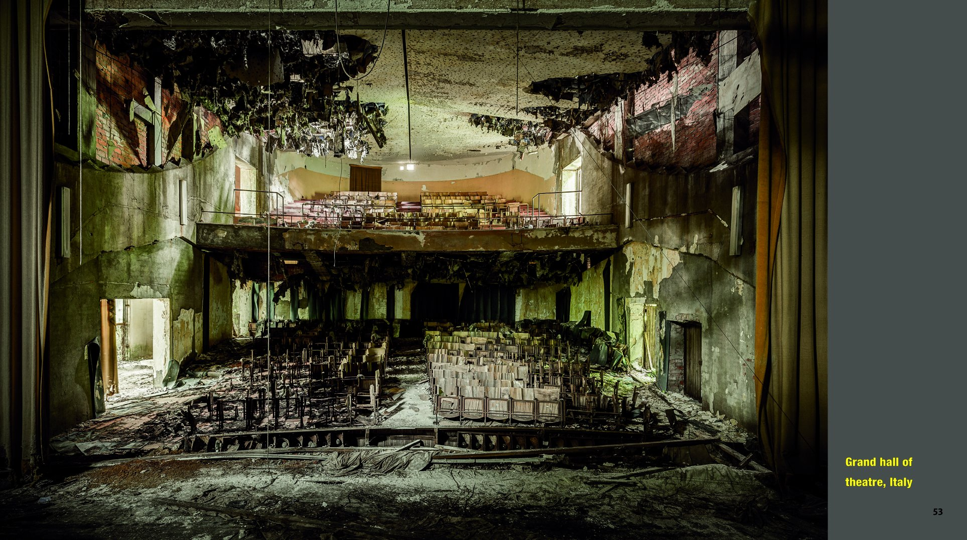 Amazon com: Abandoned: The Most Beautiful Forgotten Places