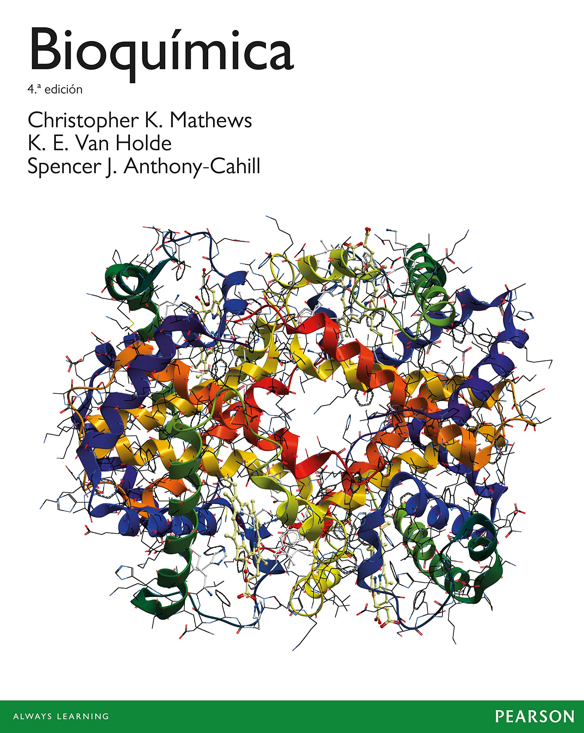 Bioquímica: Christopher Mathews: 9788490353110: Amazon.com ...