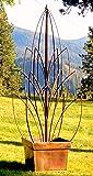 Amazon Com Gardman R524 Nature Metal Pot Obelisk 10 23
