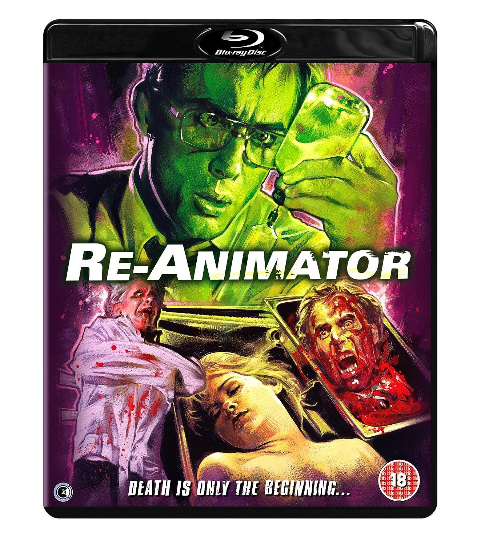 """Képtalálat a következőre: """"re animator uk blu ray"""""""