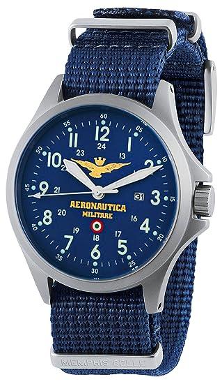 Sandy Troopers Satinato Aeronautica Militare  Amazon.it  Orologi 0ce7ac55a3e