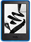 NuPro Comfort Grip Kindle Cover (7th Generation - 2014 release), Blue