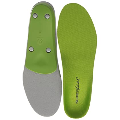 Superfeet Green Heritage Insoles, Green