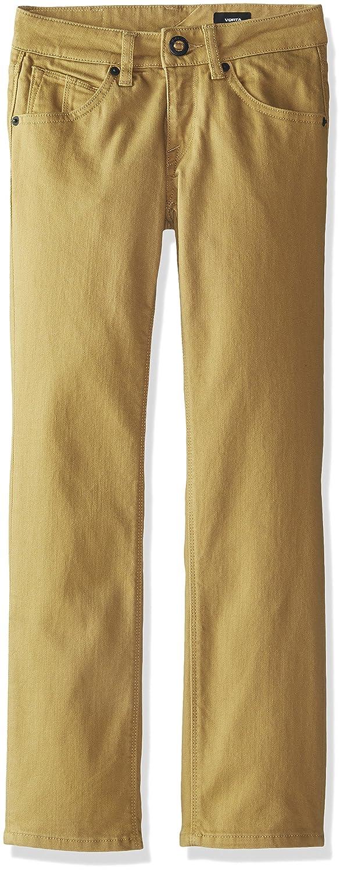 Volcom Big Boys' Vorta 5 Pocket Twill Pant