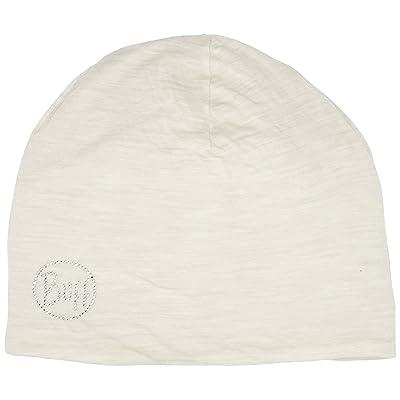 Buff Single Layer Merino Wool Hat - AW15