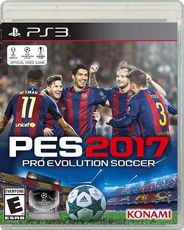 Amazon com: Pro Evolution Soccer 2017 - PlayStation 4