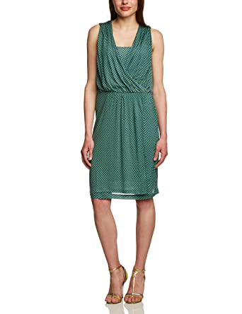 Tommy hilfiger damen kleid floyd prt pleated dress ns maxi