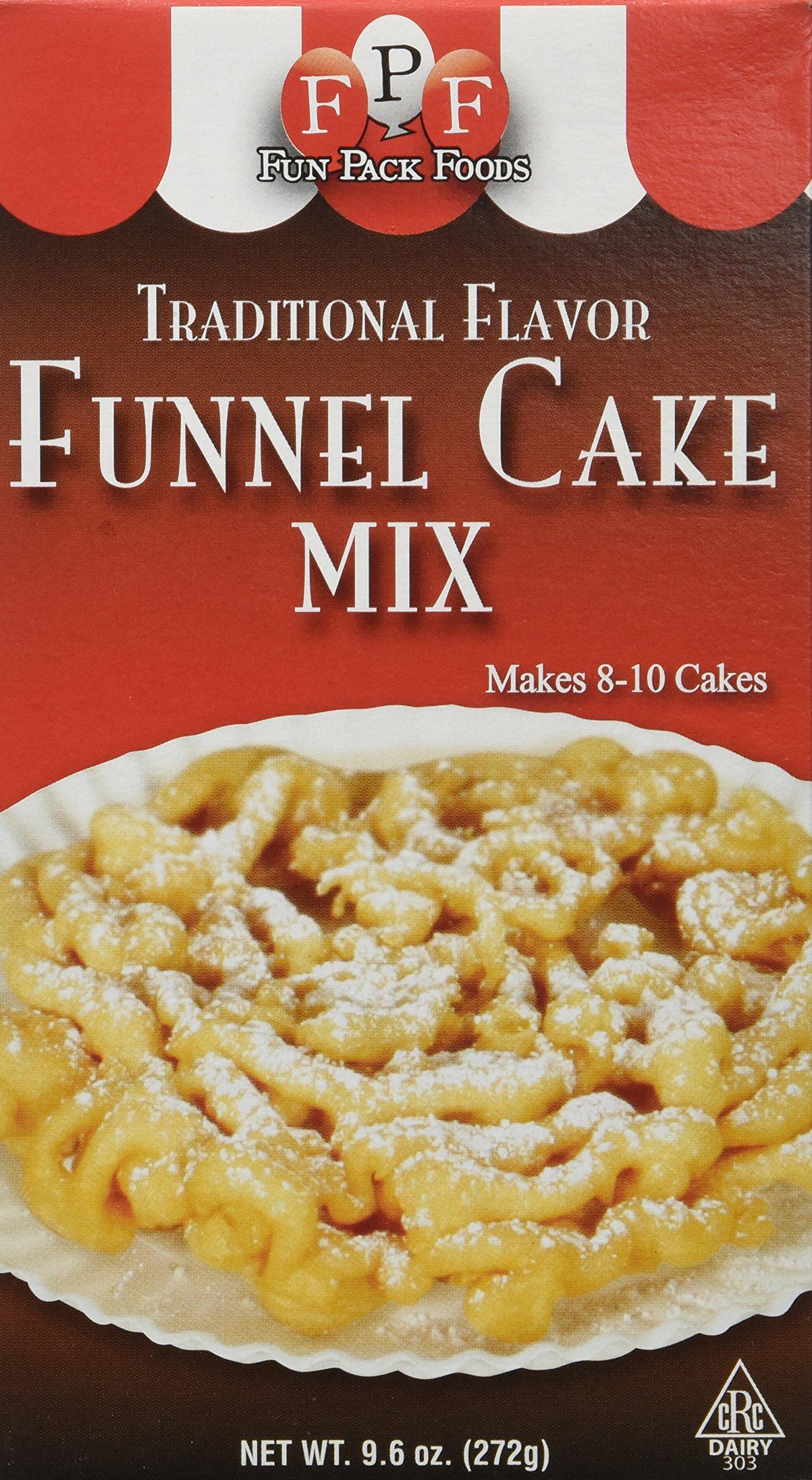 Buy Carnival Funnel Cake Kit