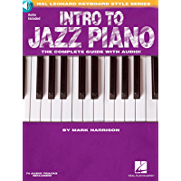 Intro to Jazz Piano: Hal Leonard Keyboard Style Series book cover