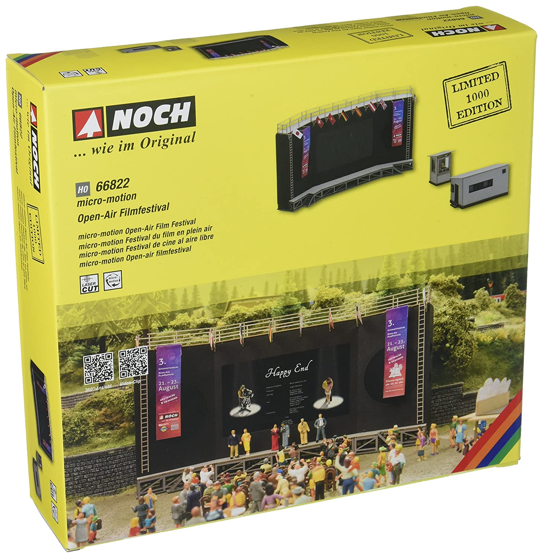 NOCH 66822 - Micro-Motion Open-Air Filmfestival