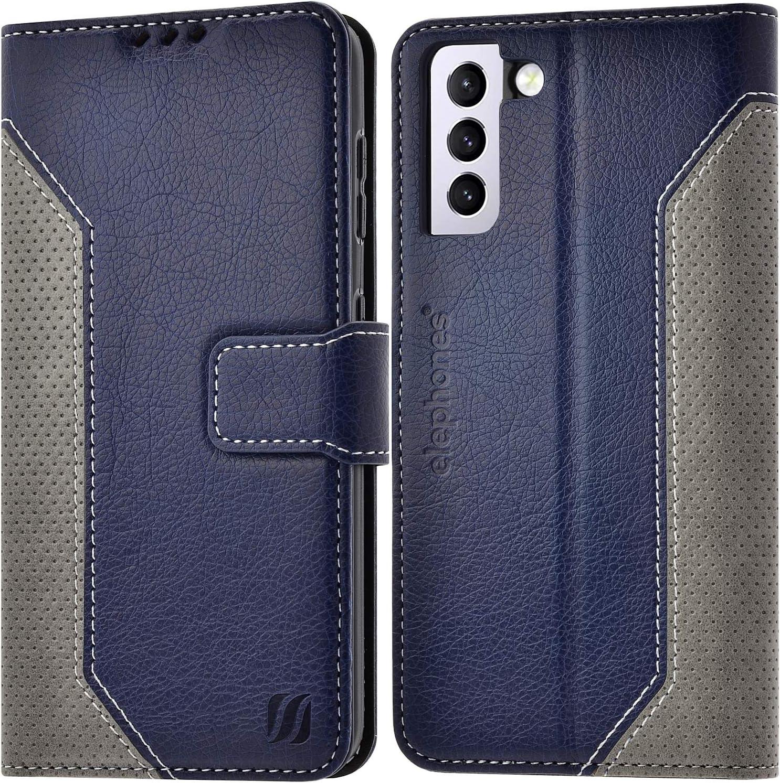 Elephones Handyhülle Für Samsung Galaxy S21 Hülle Mit Elektronik