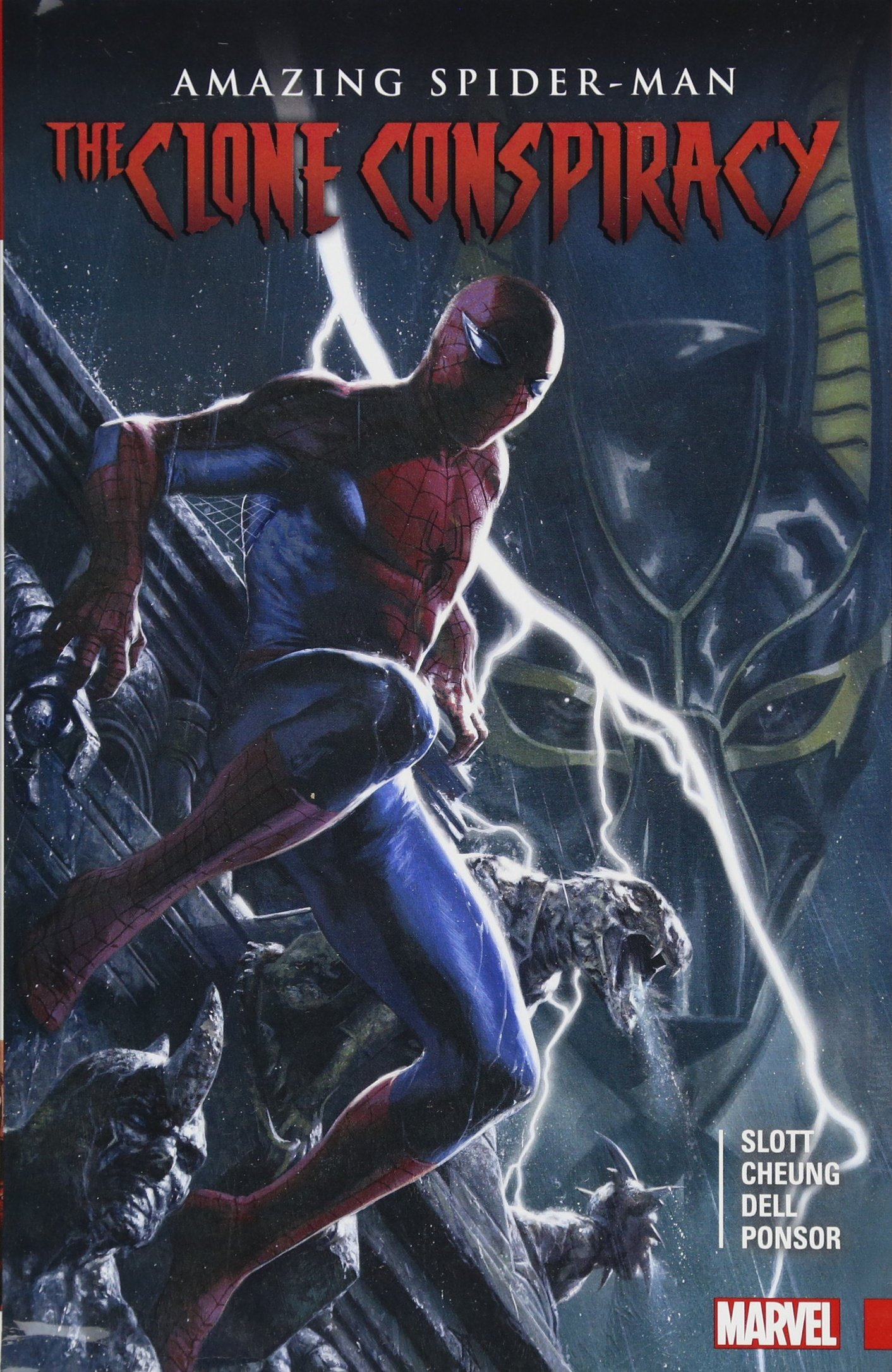 Download Amazing Spider-Man: The Clone Conspiracy PDF