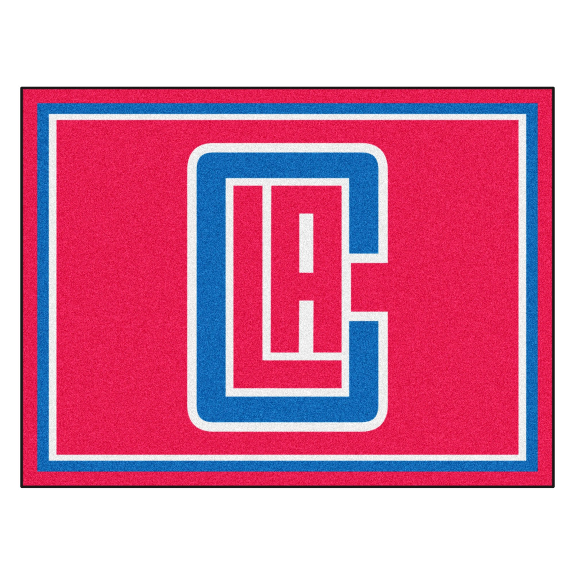 FANMATS 17454 NBA Los Angeles Clippers Rug by Fanmats