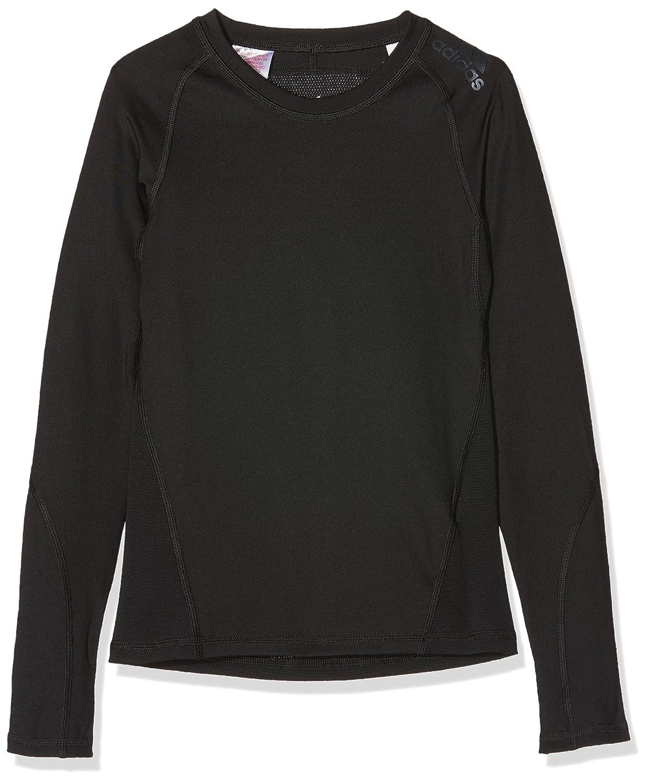 adidas Yb Ask SPR LS Camiseta Interior, Niños CF7128