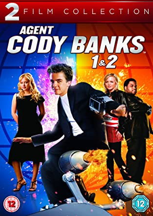 Agent Cody Banks Agent Cody Banks 2 Destination London Double Pack Dvd