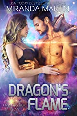 Dragon's Flame: A SciFi Alien Romance (Red Planet Dragons of Tajss Book 11) Kindle Edition