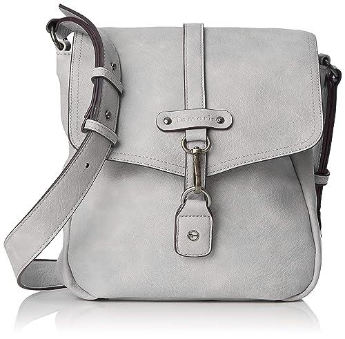 Tamaris Damen Bernadette Crossbody Bag Umhängetasche, 8x23x22 cm