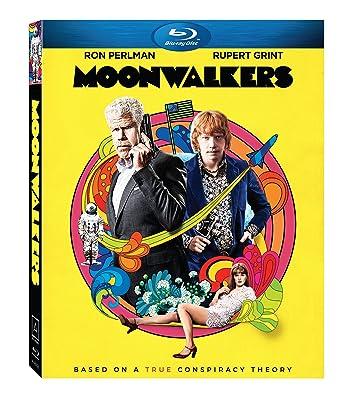 Moonwalkers [USA] [Blu-ray]: Amazon.es: Perlman, Ron, Grint ...