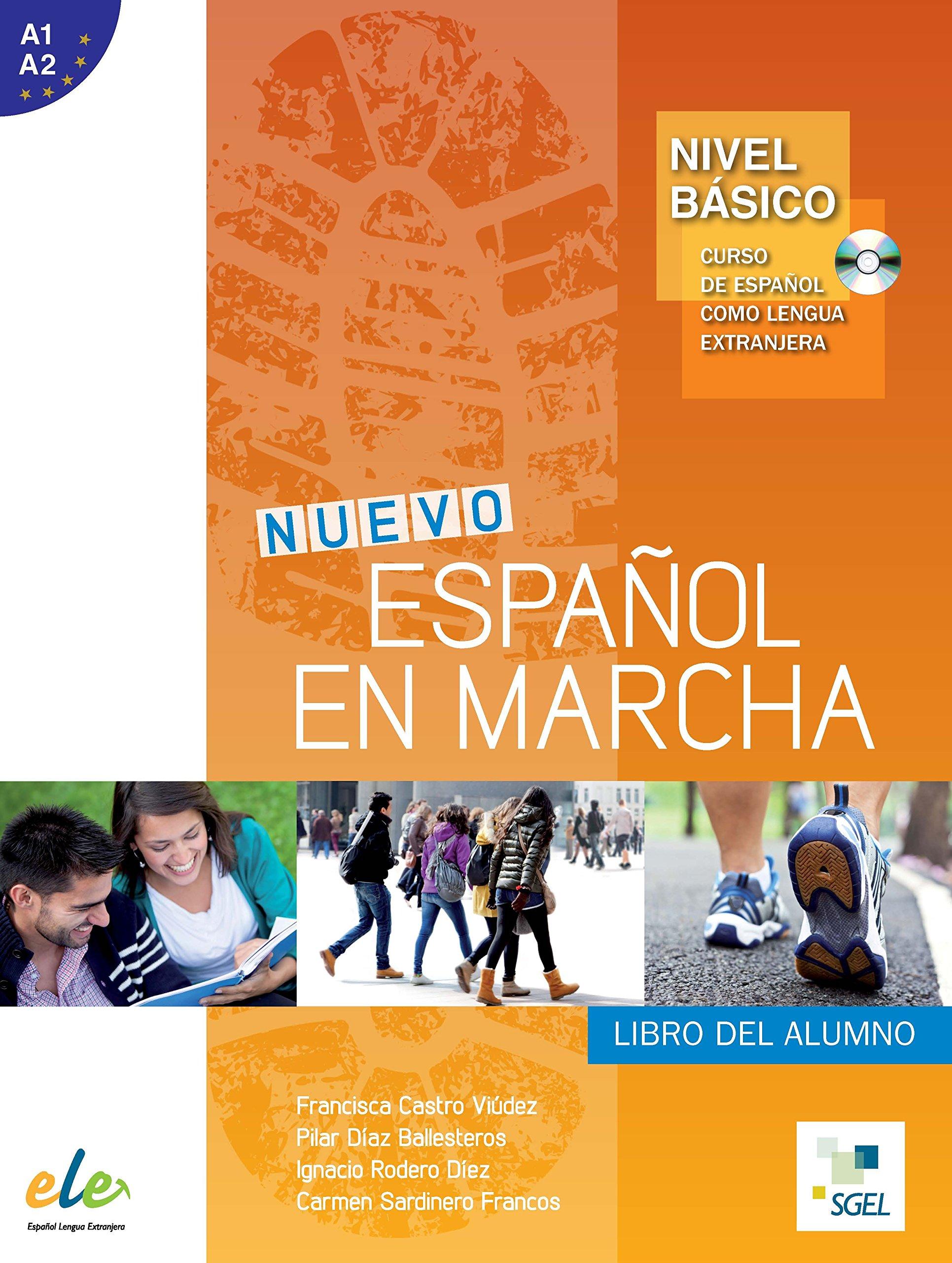 amazon nuevo espanol en marcha basico student book cd levels