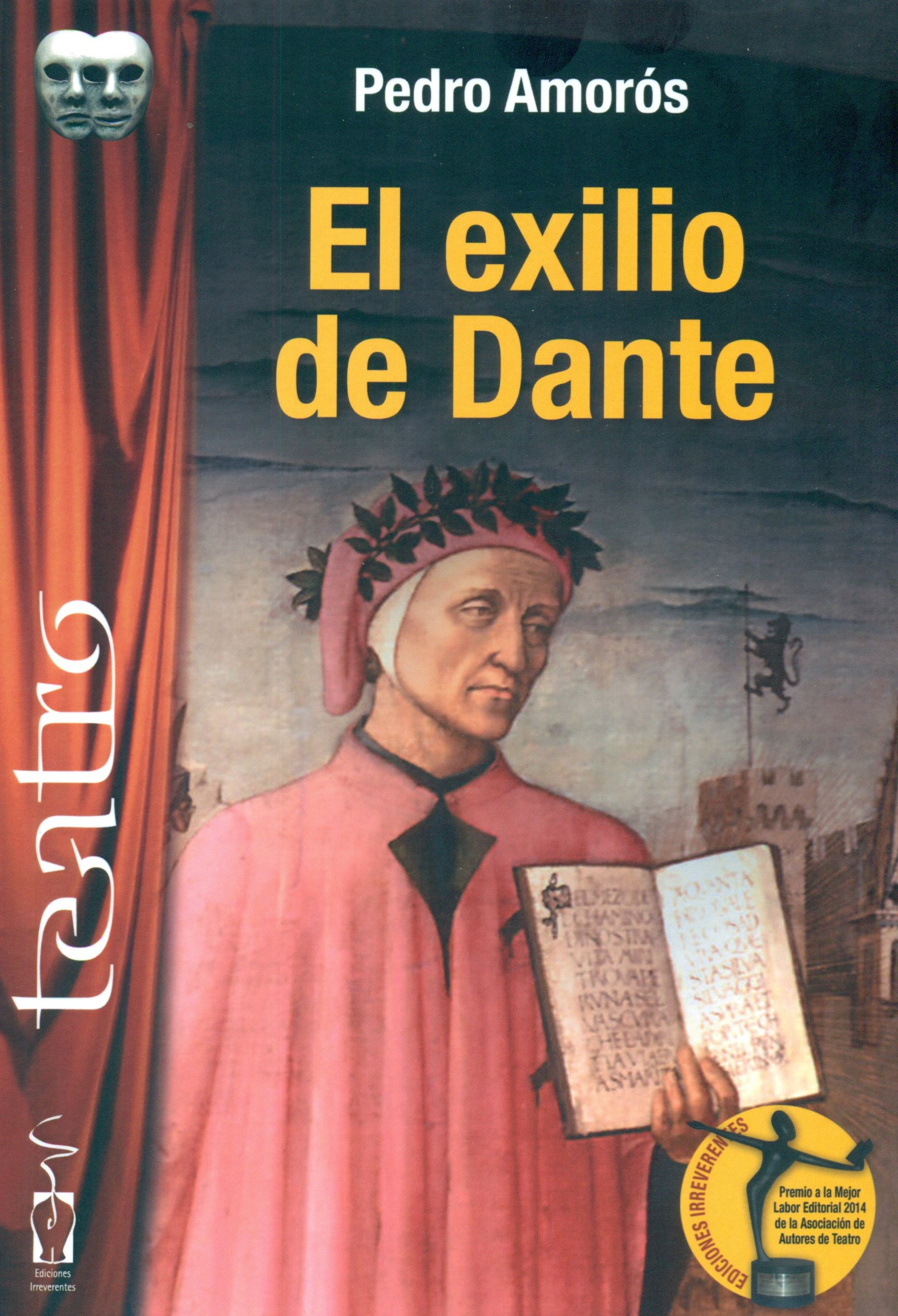 El exilio de Dante (Teatro)