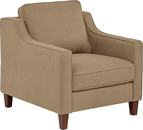 Amazon Brand Stone Beam Blaine Modern Upholstered Living Room Accent Chair