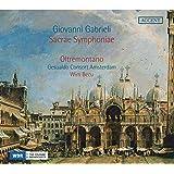 ジョヴァンニ・ガブリエリ : サクレ・シンフォニーエ (Giovanni Gabrieli : Sacrae Symphoniae / Oltremontano , Gesualdo Consort Amsterdam , Wim Becu) [輸入盤]