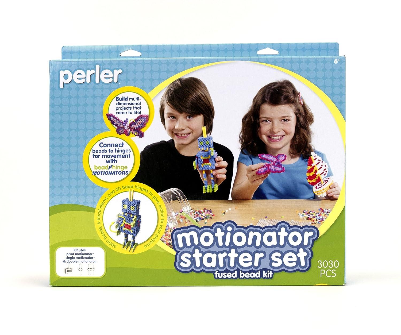 Perler Fused Beads Kit Motionator Starter Set Perler Beads 80-54127