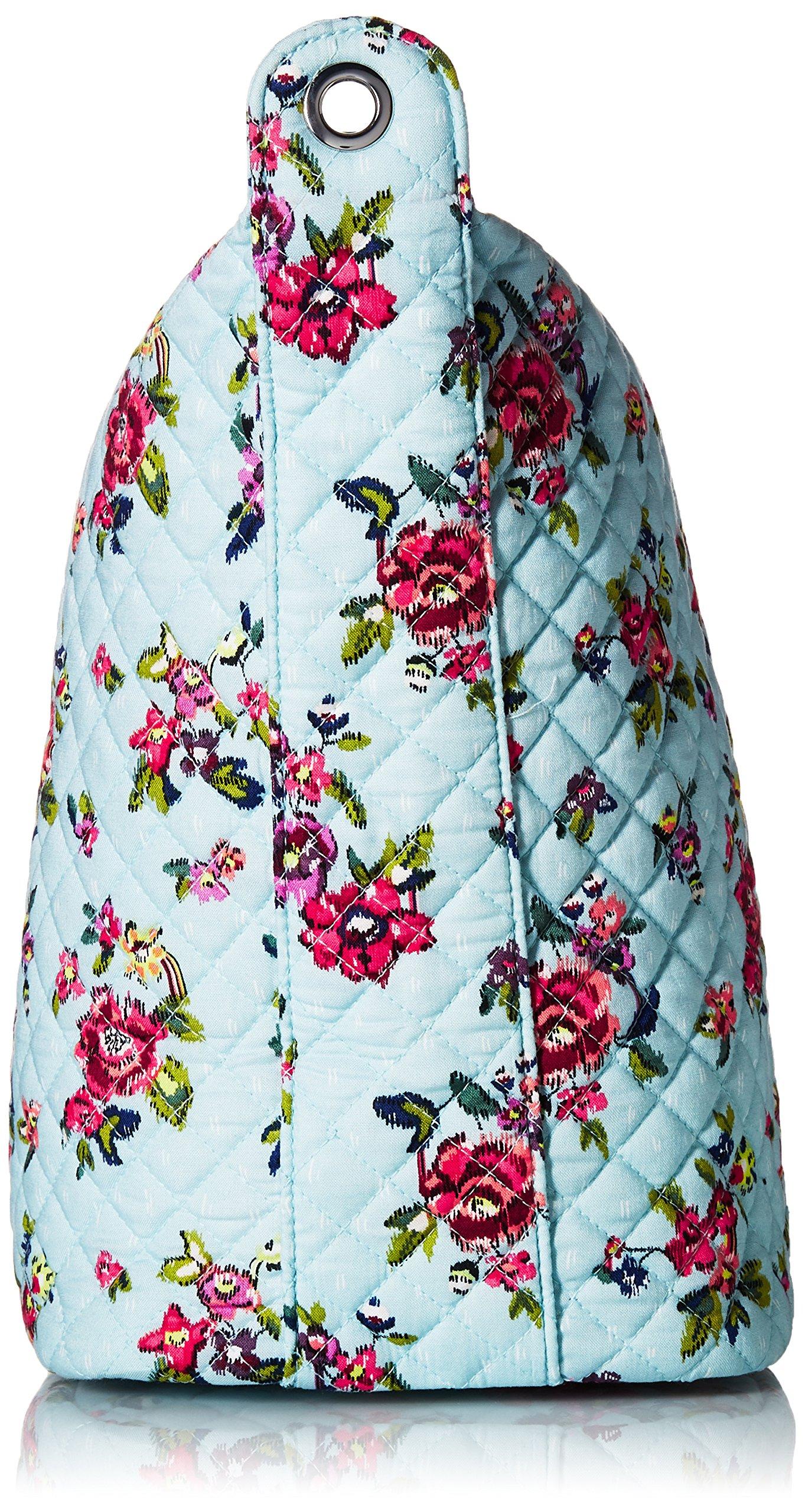 Vera Bradley Carson Hobo Bag, Signature Cotton, Water Bouquet by Vera Bradley (Image #3)