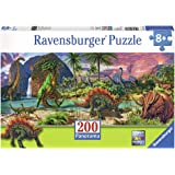 Ravensburger Land of The Dinosaurs Puzzle 200pc,Children's Puzzles