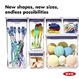 NEW OXO Good Grips 6-Piece POP Container Bulk Set