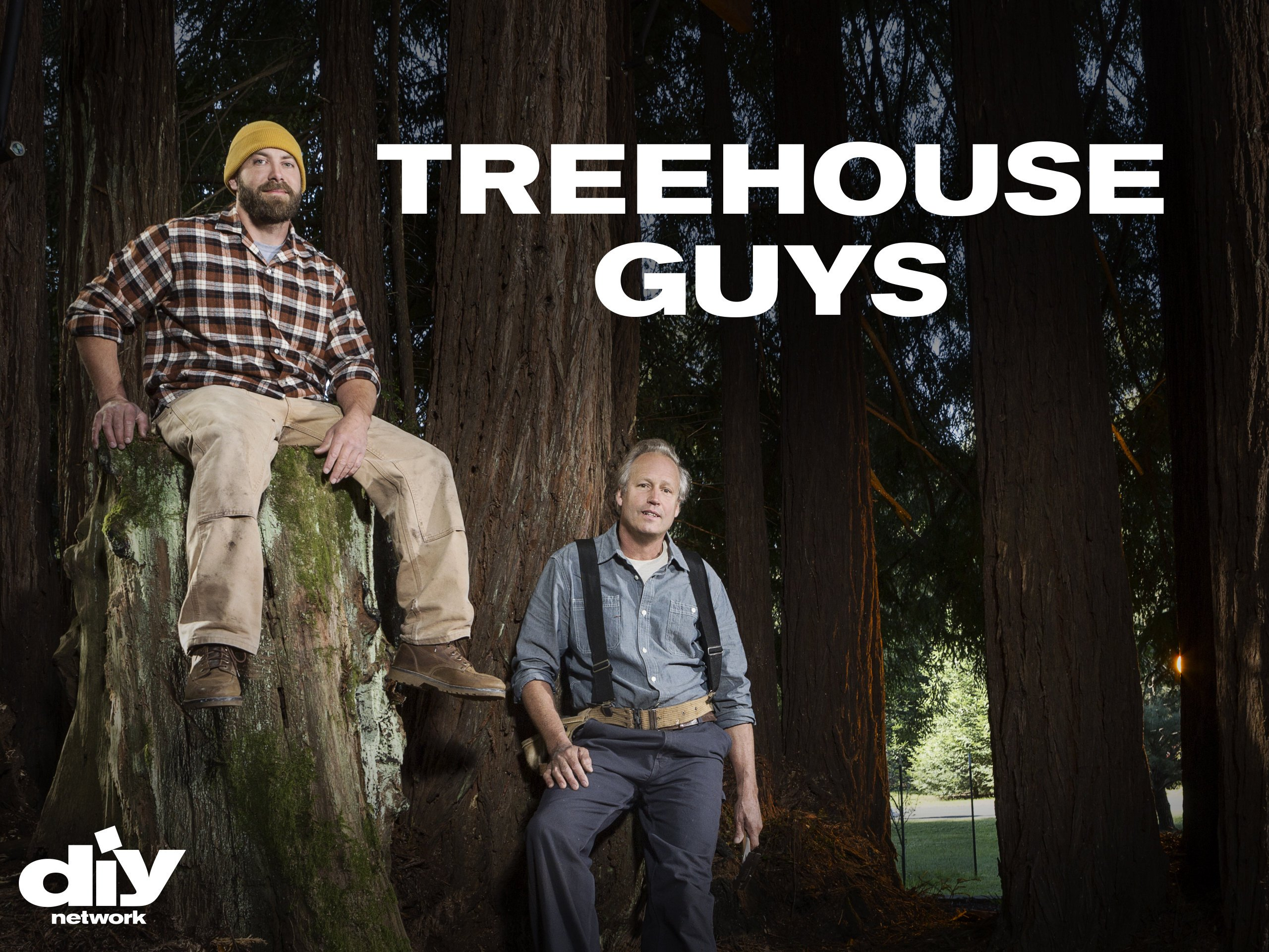 Amazon com: Watch The Treehouse Guys Season 1 | Prime Video