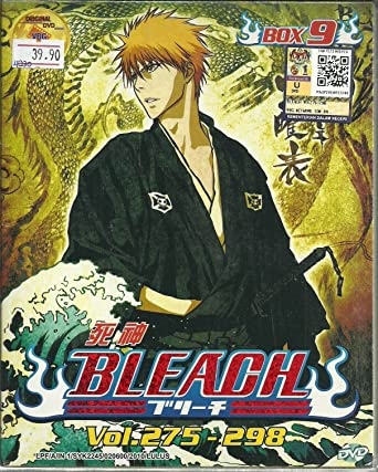 Amazon BLEACH BOX 9