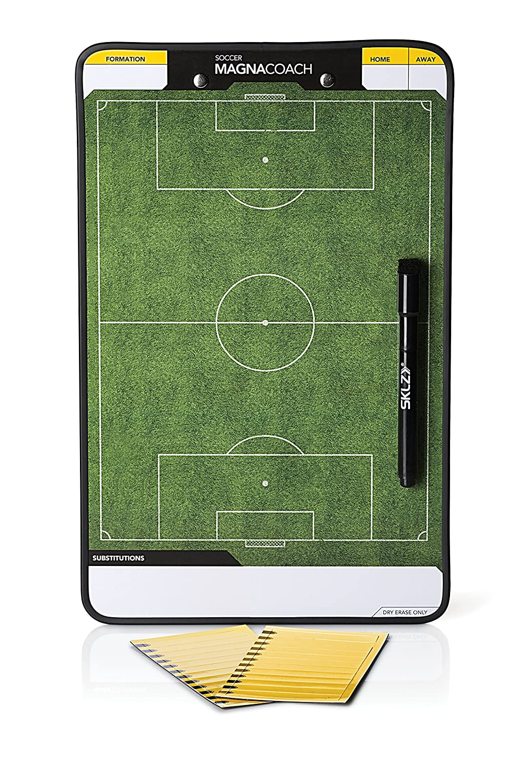 SKLZ MagnaCoach Soccer Coaching Board Pro Performance Sports MAG-SOC-001