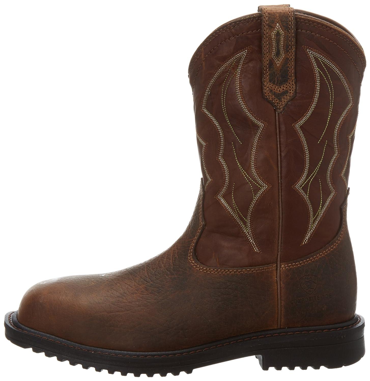 e0241ab845e ARIAT Men's Rigtek Composite Toe Work Boot