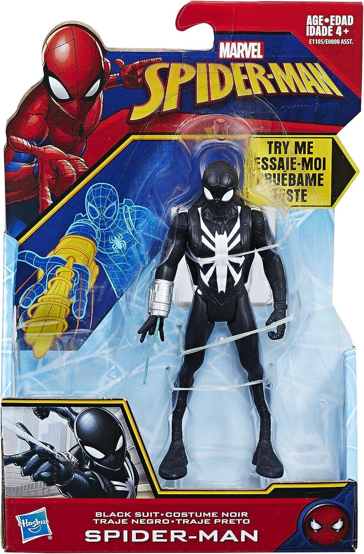 Spider-Man 6-inch Suit Spider-Man Figure