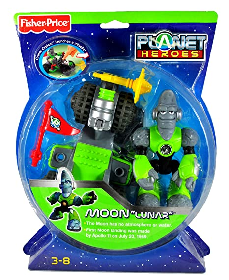 Fisher price planet heroes toys think
