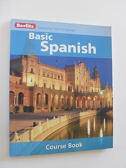 Berlitz Basic Spanish Book