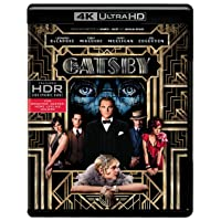 Deals on The Great Gatsby 4K UHD Blu-ray