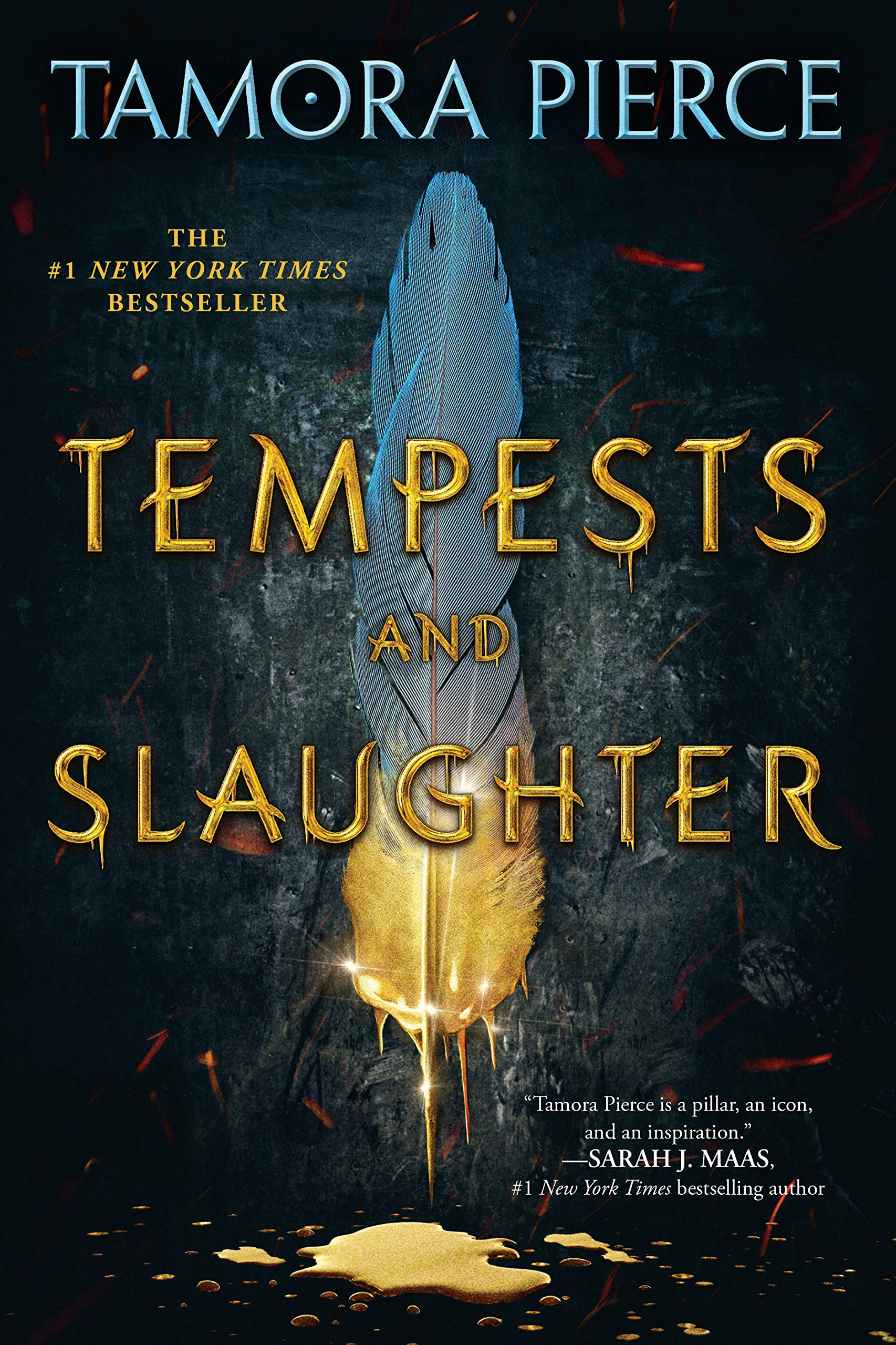 Image result for Tempests and slaughter : a Tortall legend by Pierce, Tamora.