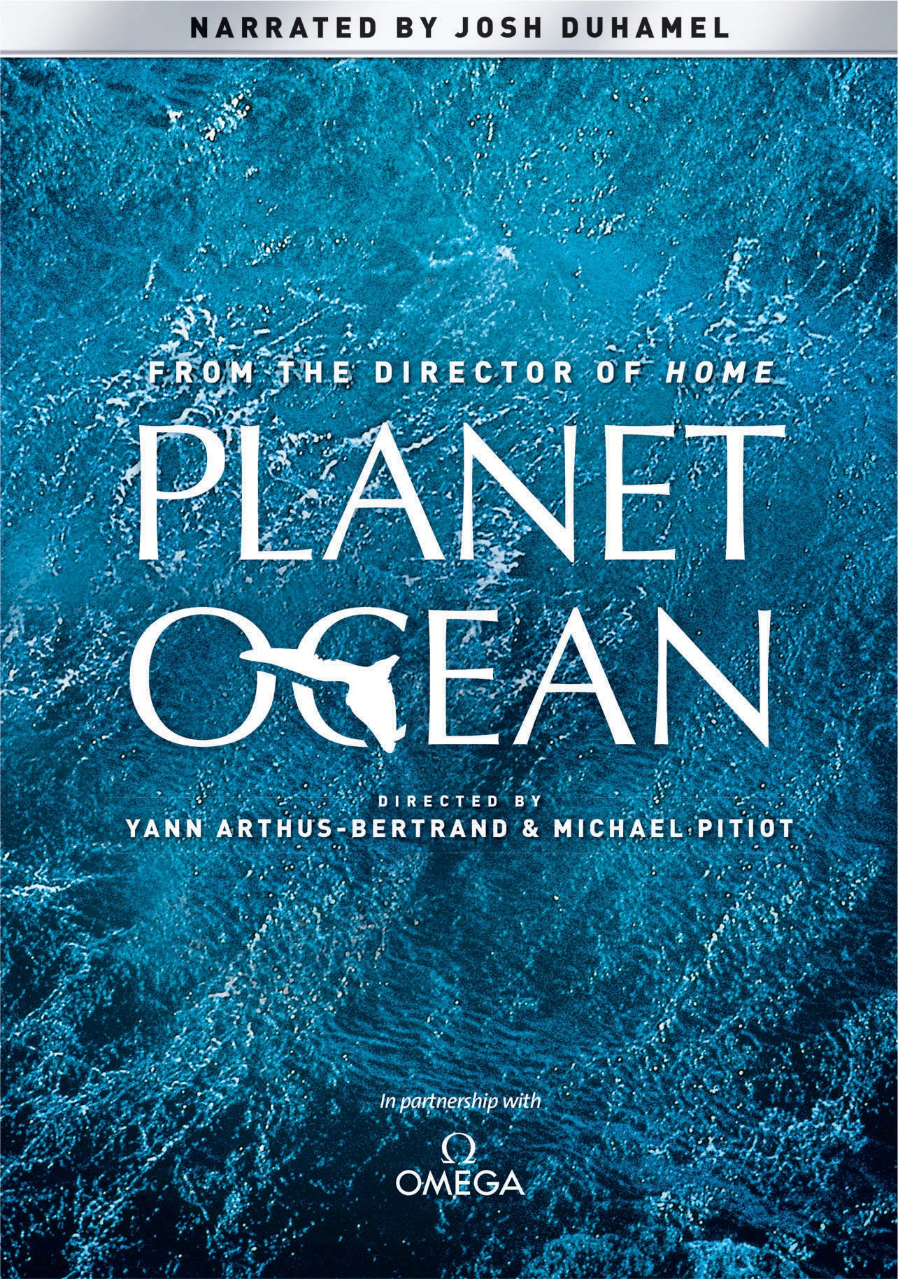 DVD : Planet Ocean (Snap Case, Slipsleeve Packaging)