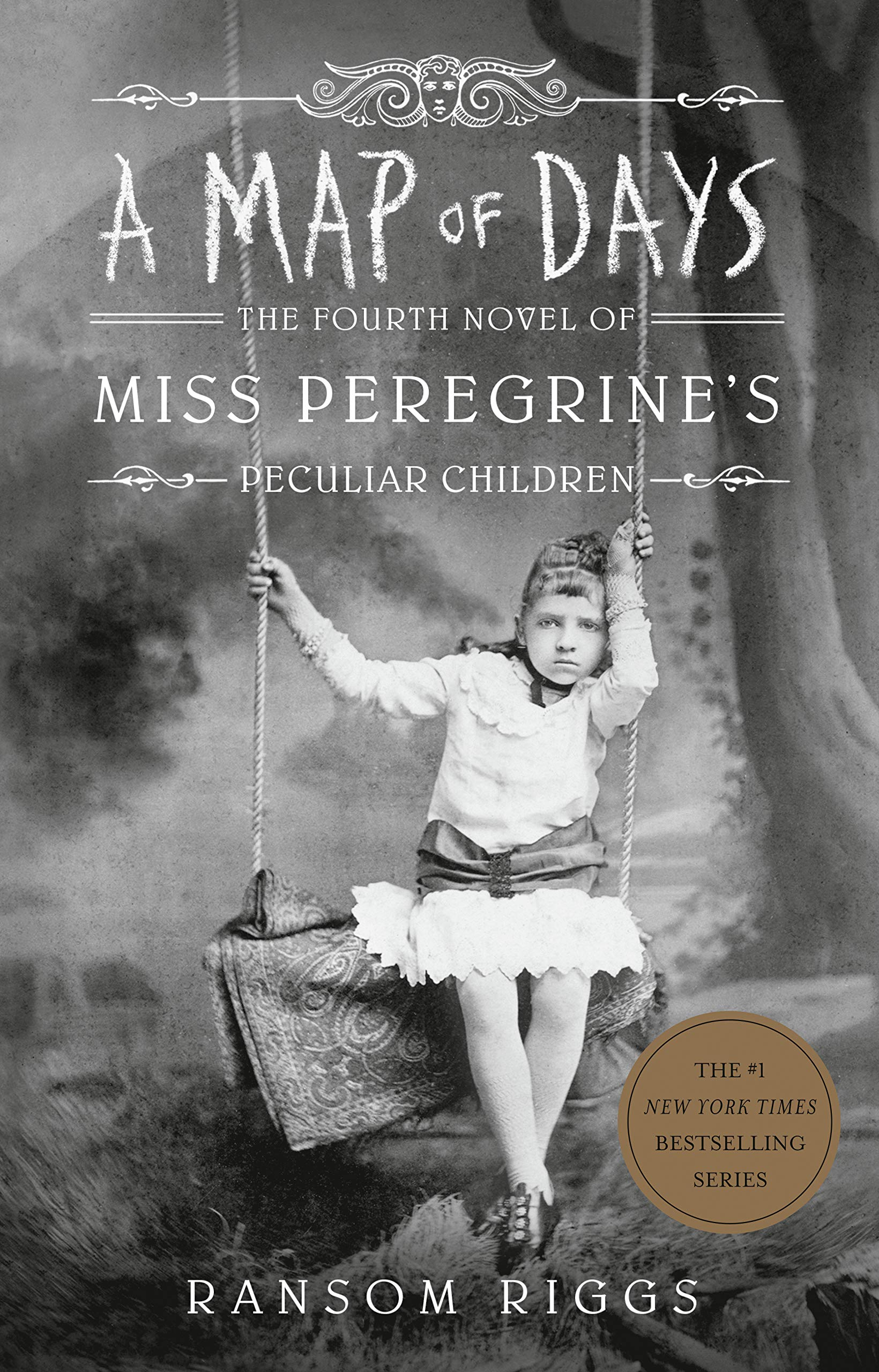 Amazon.com: A Map of Days (Miss Peregrine's Peculiar Children)  (9780735231498): Riggs, Ransom: Books