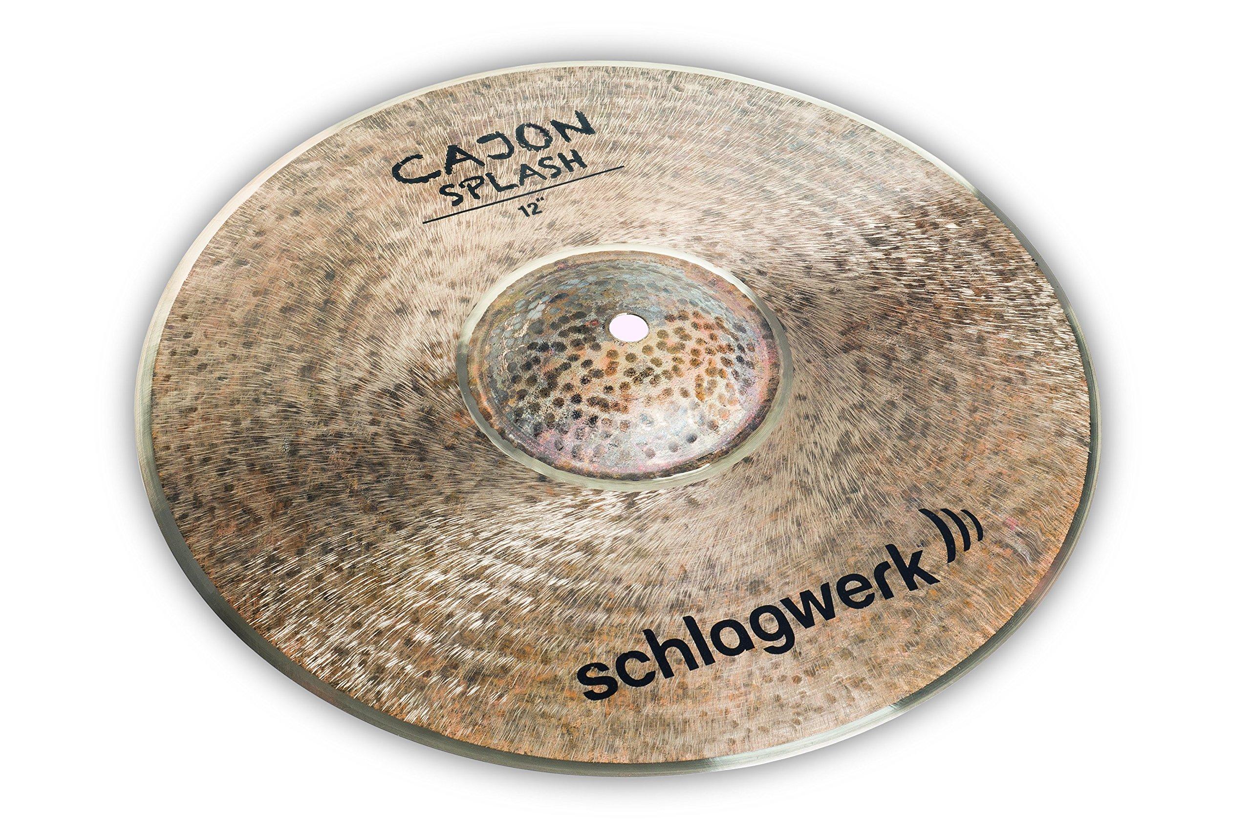Schlagwerk Splash Cymbal (CS12)
