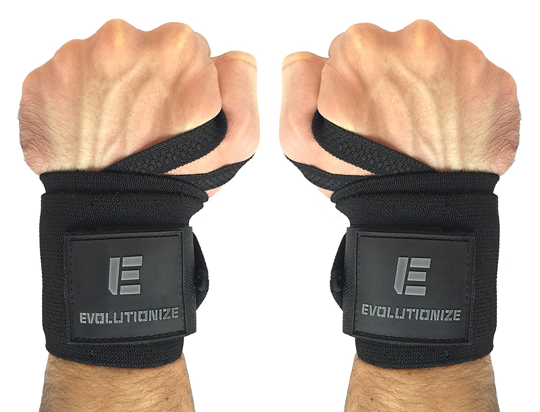 Evolutionize Wrist Wraps