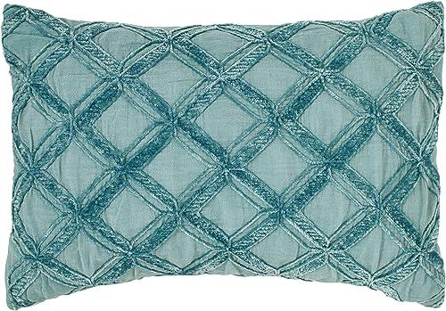 Tommy Bahama Island Essentials Throw Pillow, 14 x 20, Blue